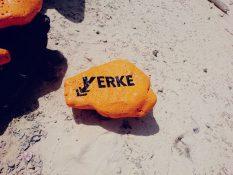 Yerke steen